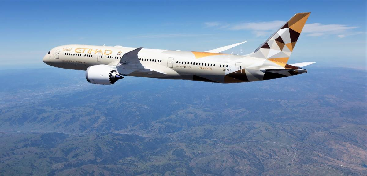 ETIHAD AIRWAYS TO RECOMMENCE FLIGHTS TO ATHENS