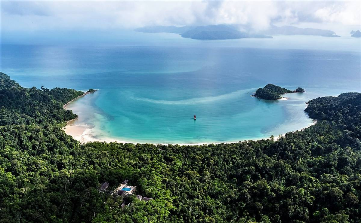 THE DATAI SECLUSION
