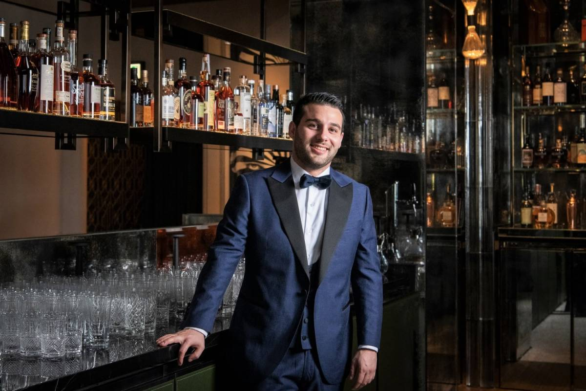 THE WORLD'S 50 BEST BARS LAUNCHES GLOBAL FUNDRAISING AUCTION FEATURING BESPOKE EXPERIENCES WITH THE WORLD'S TOP BARTENDERS AND DRINKS BRANDS