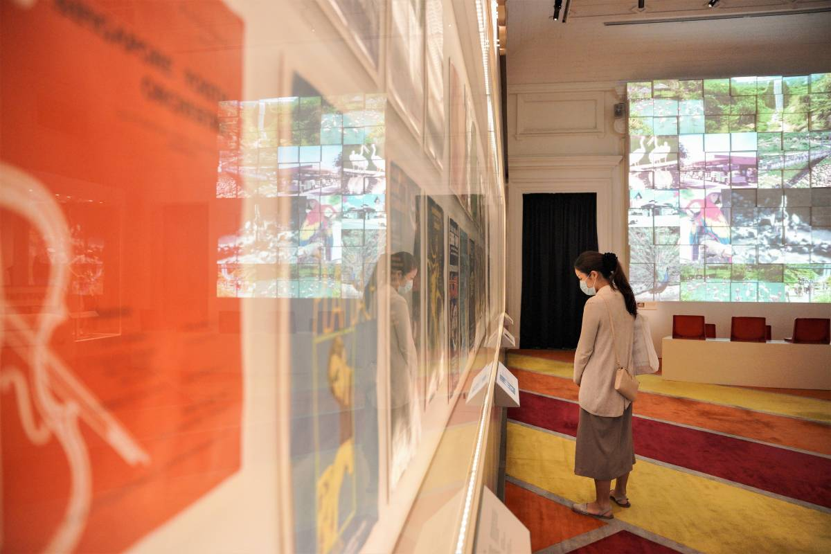 National Museum of Singapore Reopens its Doors to the Public