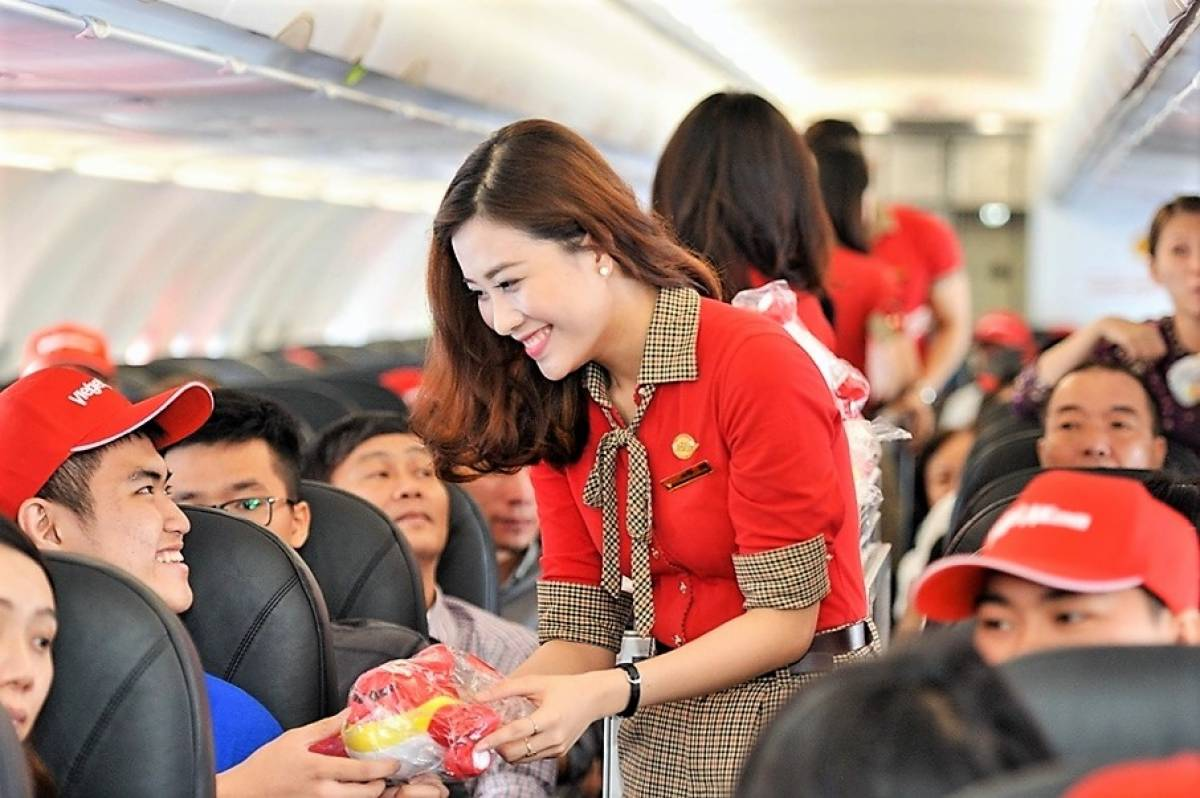 Thai Vietjet Offers Super-Saver Fares for All 13 Routes In Thailand