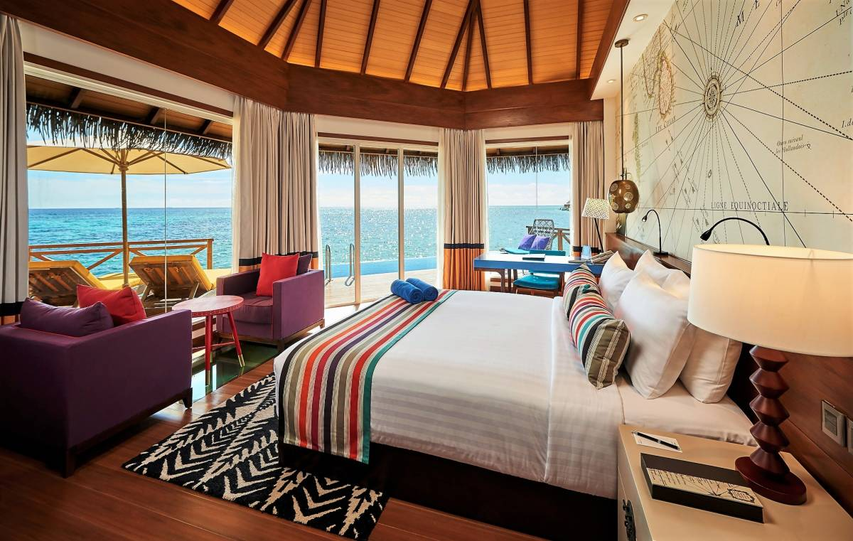 Buy Now, Paradise Later in the Maldives