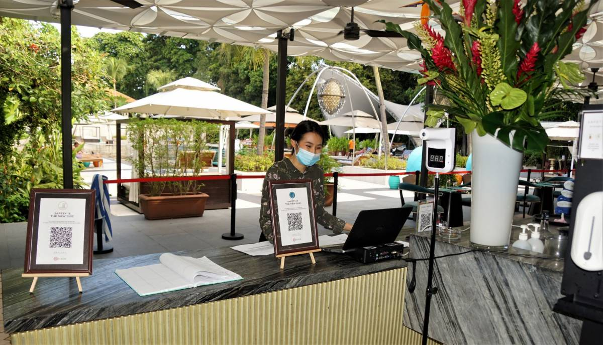 Sumptuous Staycation at Sofitel Singapore Sentosa Resort and Spa