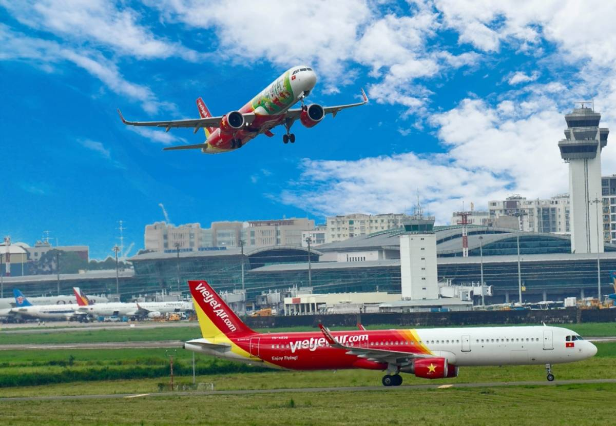 Vietjet Fully Resumes its Domestic Flight Network and Offers Low-Fare Tickets For All Flights
