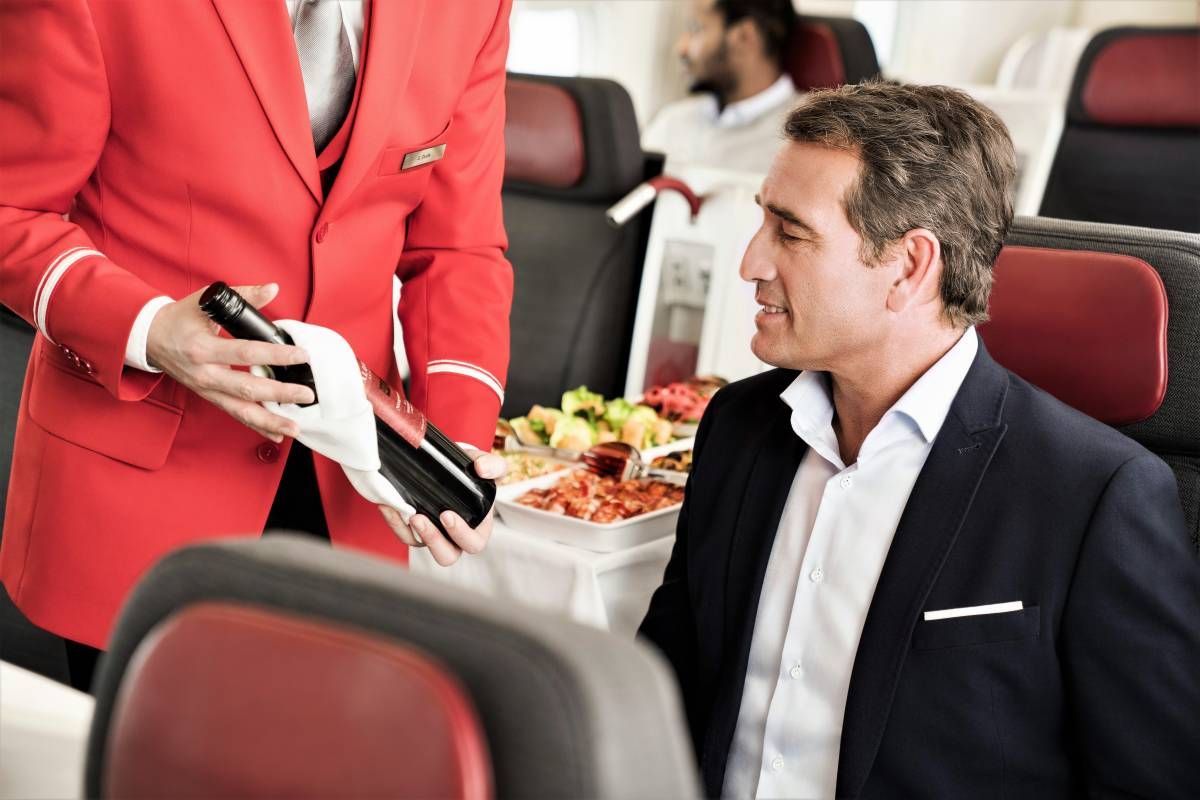 Austrian Airlines Resumes Flights to China