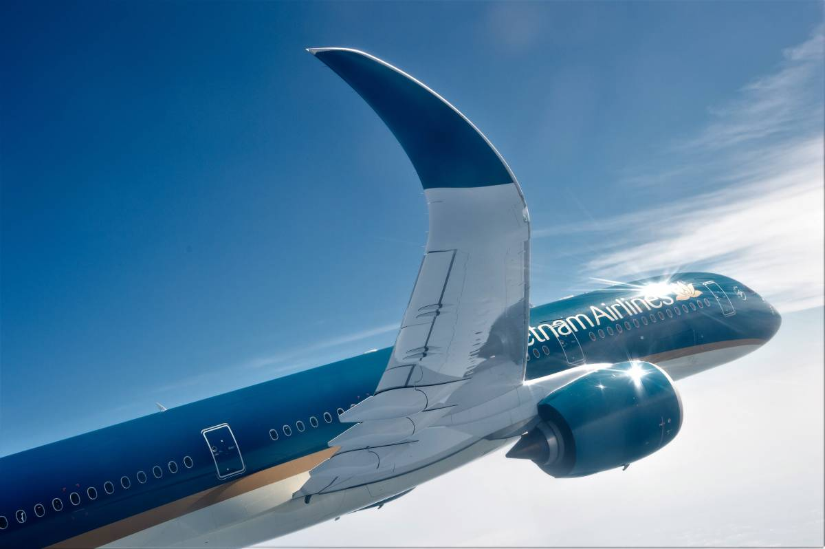 Vietnam Airlines Opens bookings for flight VN417 From Seoul to Hanoi,