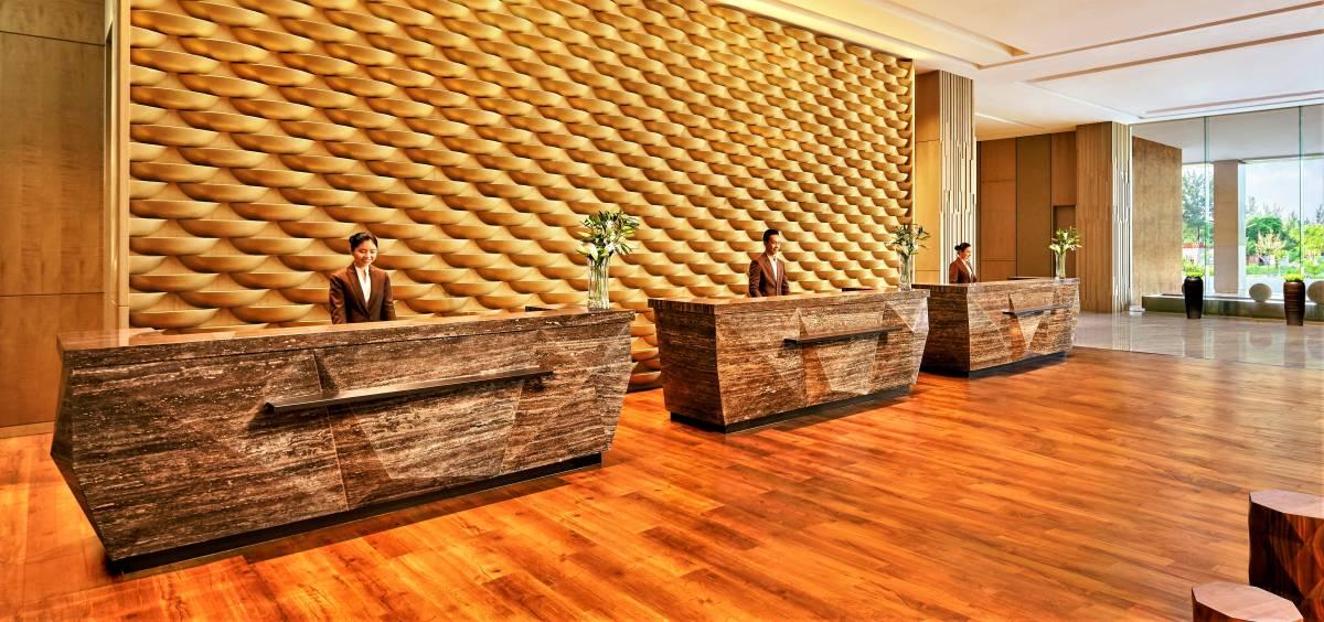 Marriott Hotels Brand Debuts in Indonesia's Popular Resort Island with Opening of Batam Marriott Hotel Harbour Bay