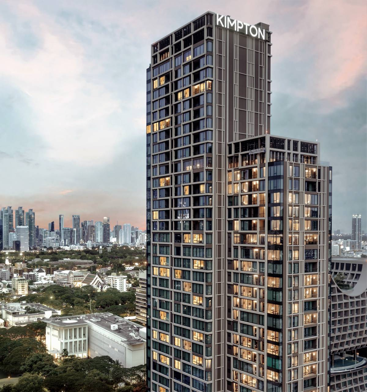 Kimpton Maa-Lai Bangkok Opens and Marks the Debut of Kimpton® Hotels & Restaurants in South East Asia