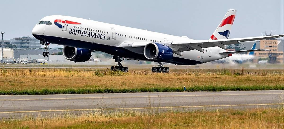 NEW BRITISH AIRWAYS CEO SEAN DOYLE CALLS FOR THE URGENT INTRODUCTION OF PRE-DEPARTURE TESTING