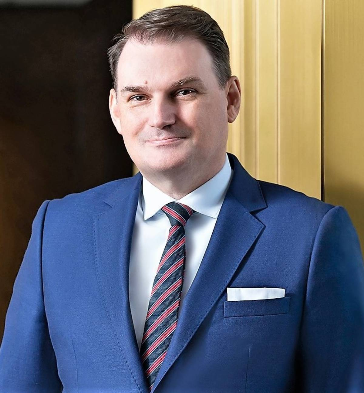 Wharf Hotels Appoints Michael Poutawa Group Director Restaurants, Bars & Events