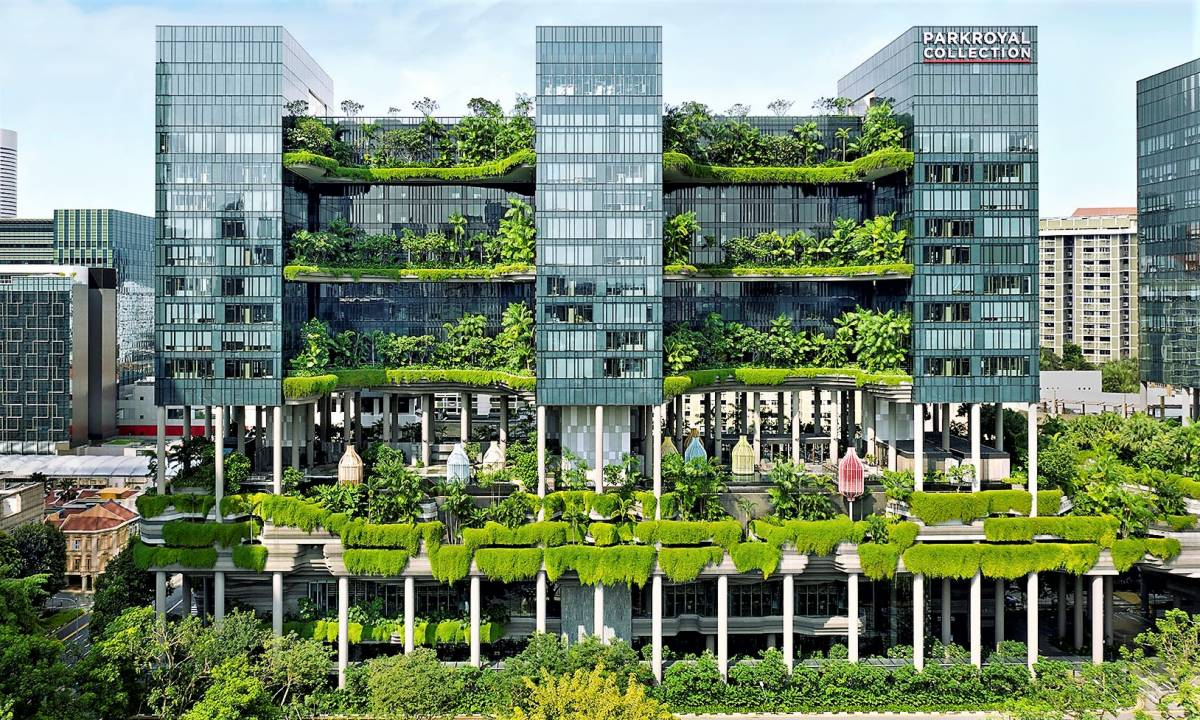 PARKROYAL COLLECTION Pickering Voted Asia's Leading Green Hotel for Sixth Consecutive Year