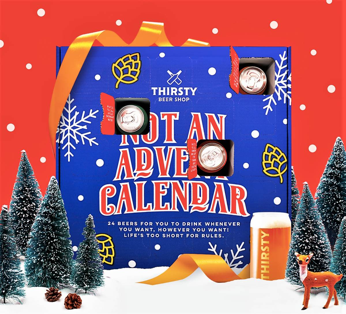 Countdown to Christmas with A Beer A Day