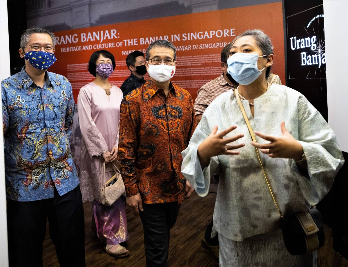 UNEARTH THE CULTURAL GEMS OF THE BANJAR COMMUNITY