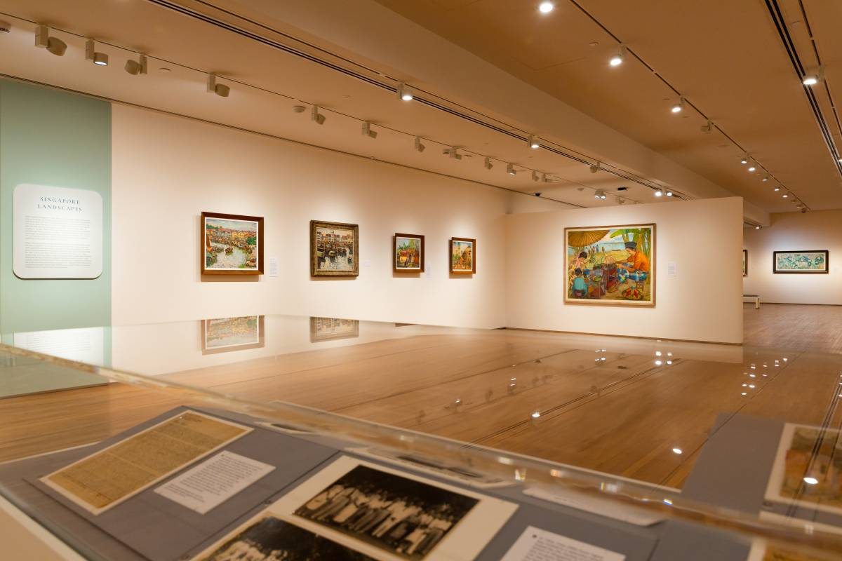 MAJOR EXHIBITION ON INFLUENTIAL ARTIST AND EDUCATOR GEORGETTE CHEN SHINES SPOTLIGHT ON SINGAPORE ART HISTORY