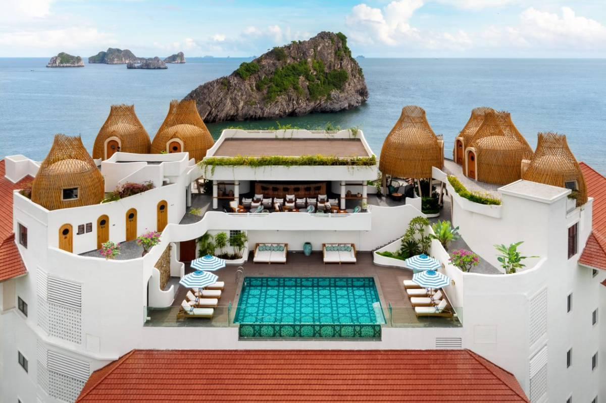 Vitality Bar Hotel Perle d'Orient Cat Ba Vietnam