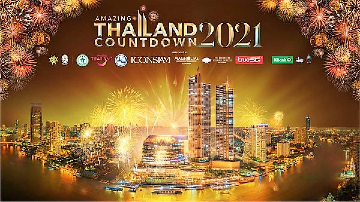 Thailand to Ring in New Year 2021 with Spectacular Fireworks
