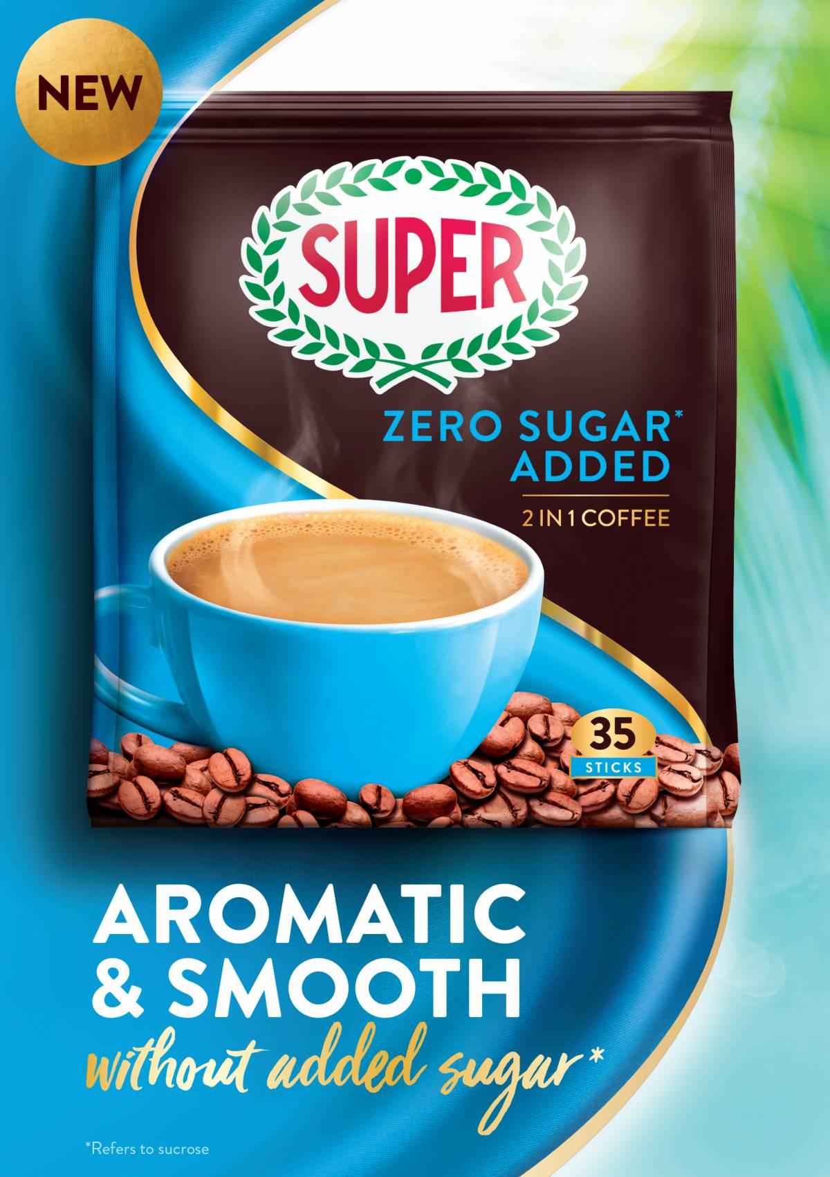 Super Coffee Comes to Singapore