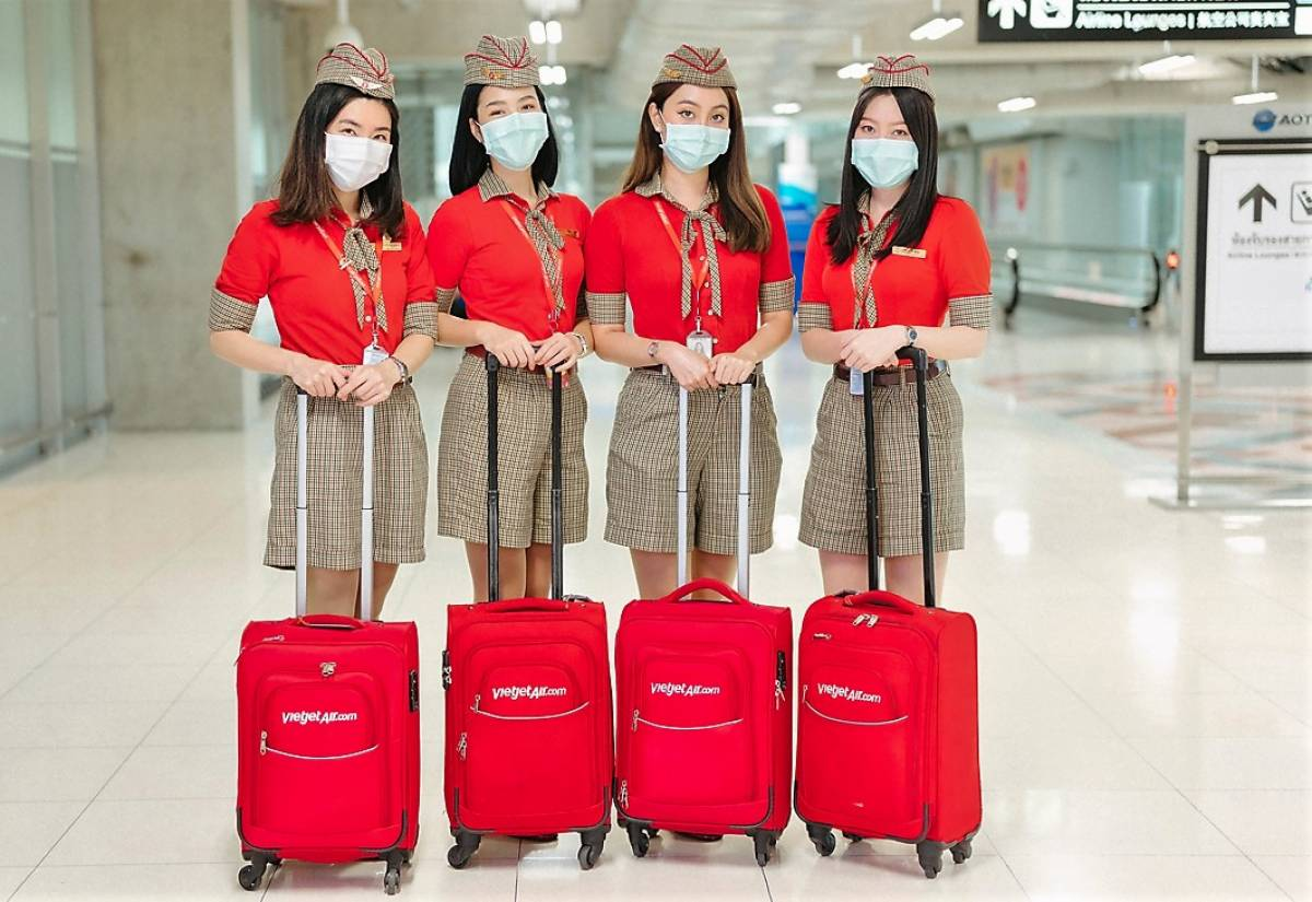 Vietjet named the World's Top 10 Safest & Best Low-cost Airlines