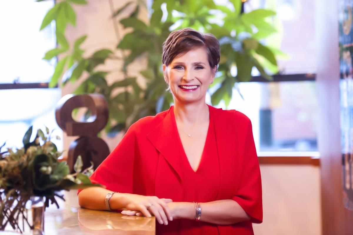 Margaret Paul Appointed General Manager of Pan Pacific Singapore