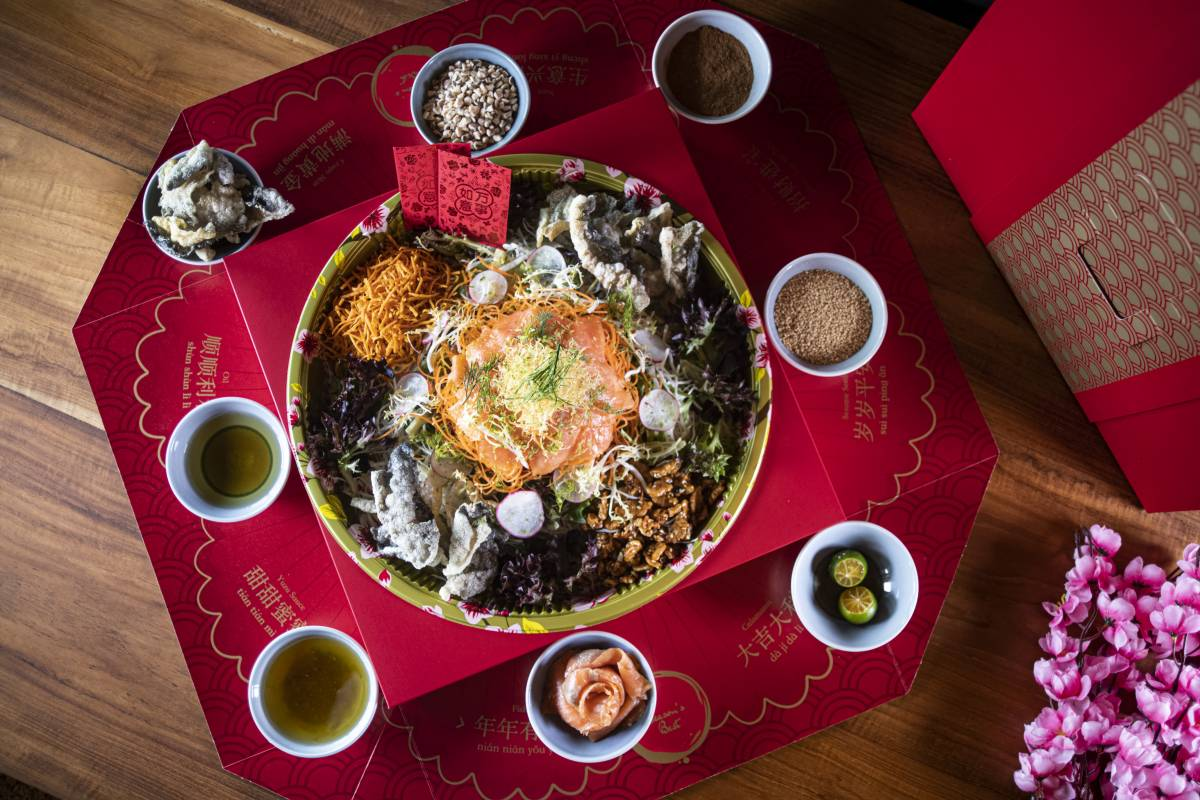 Season's Best is the most luxurious way to Lohei at home