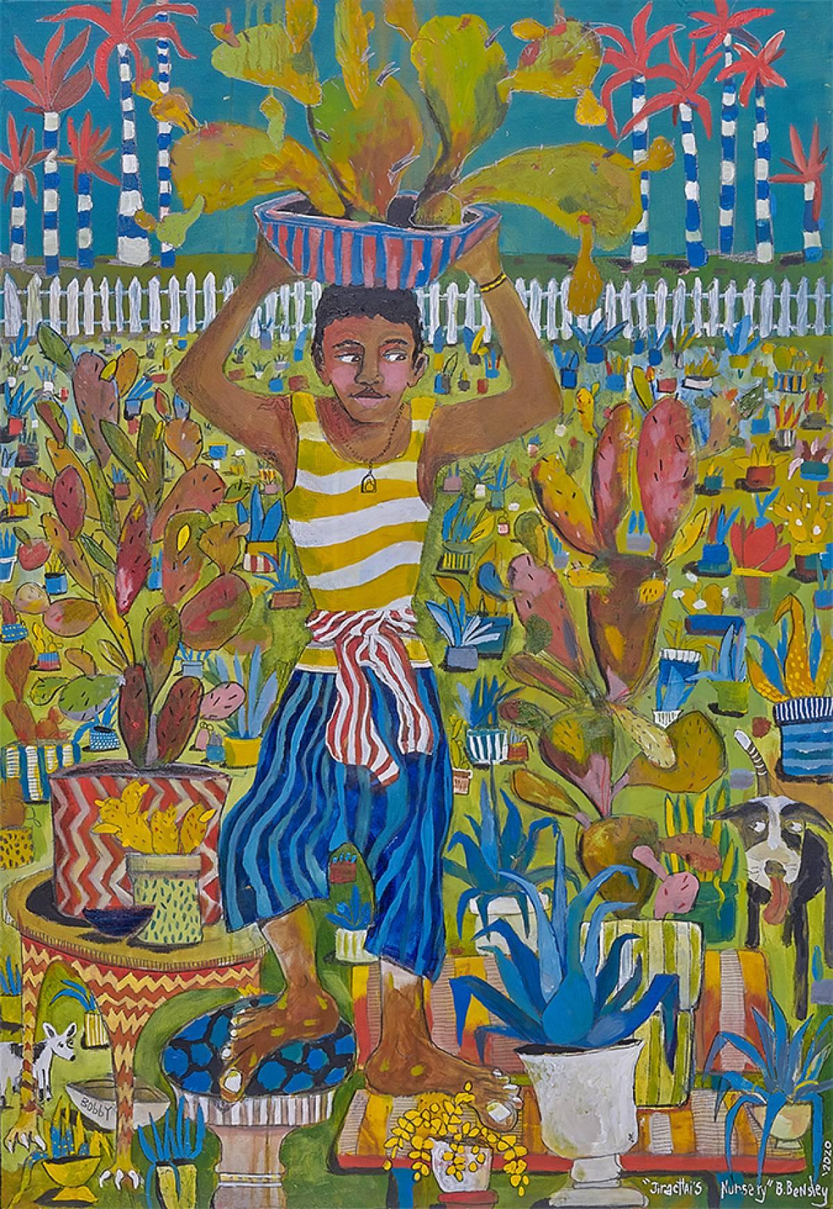 Bill Bensley - Artist and Exhibitionist