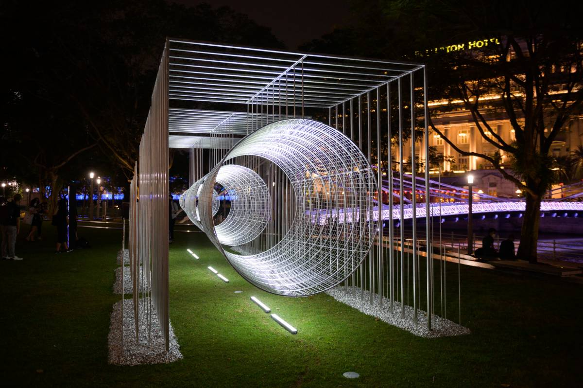 LIGHT TO NIGHT FESTIVAL 2021 INVITES ARTISTS AND AUDIENCES TO REFLECT ON JOURNEY OF PROGRESS IN NEW HYBRID EDITION