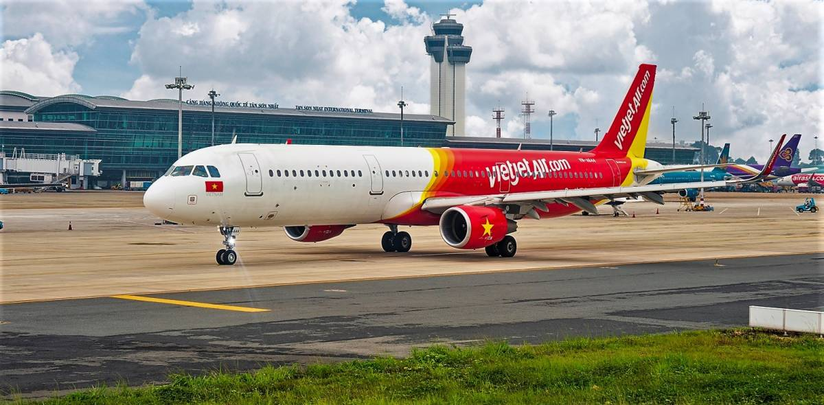 Celebrate the Lunar New Year with Vietjet's super promotional tickets from only VND0
