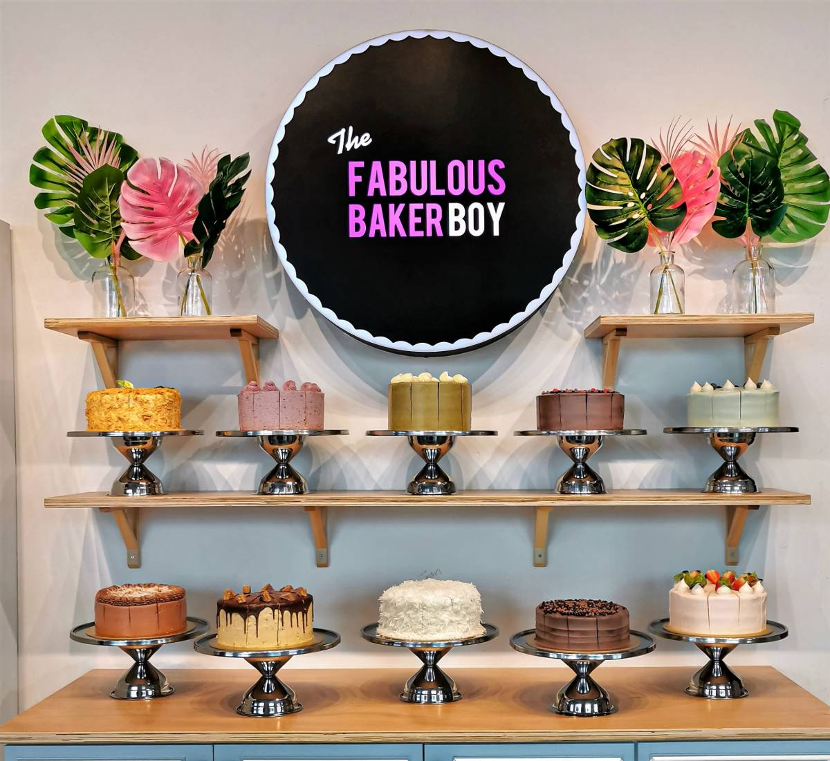 The Fabulous Baker Boy Re-Opens at Aliwal Arts Centre