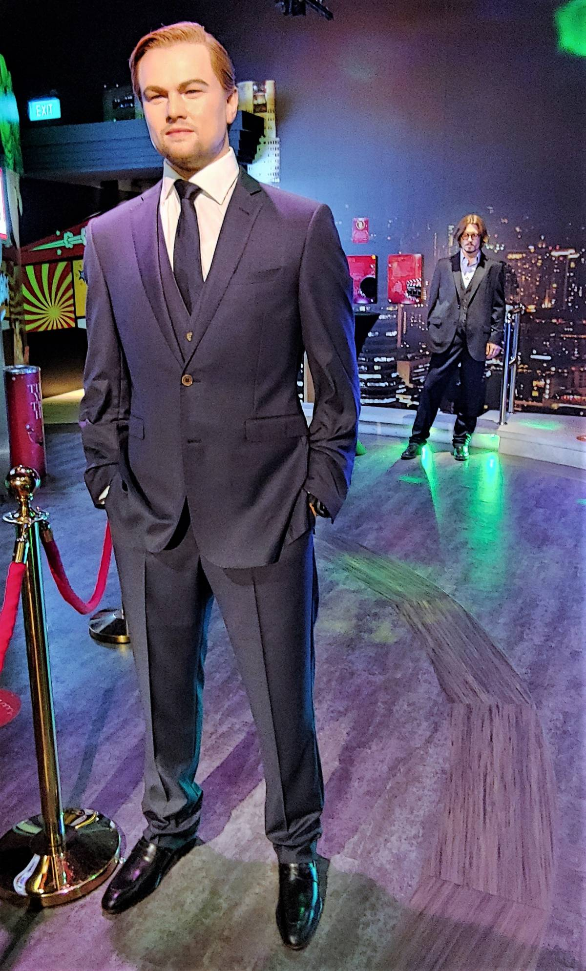 Madame Tussauds Singapore Creates Travel Bubble with Korea