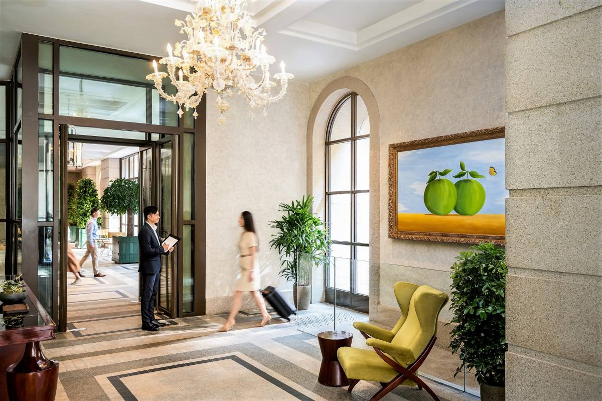 Lanson Place Unveils Revitalised Brand for Future Expansion