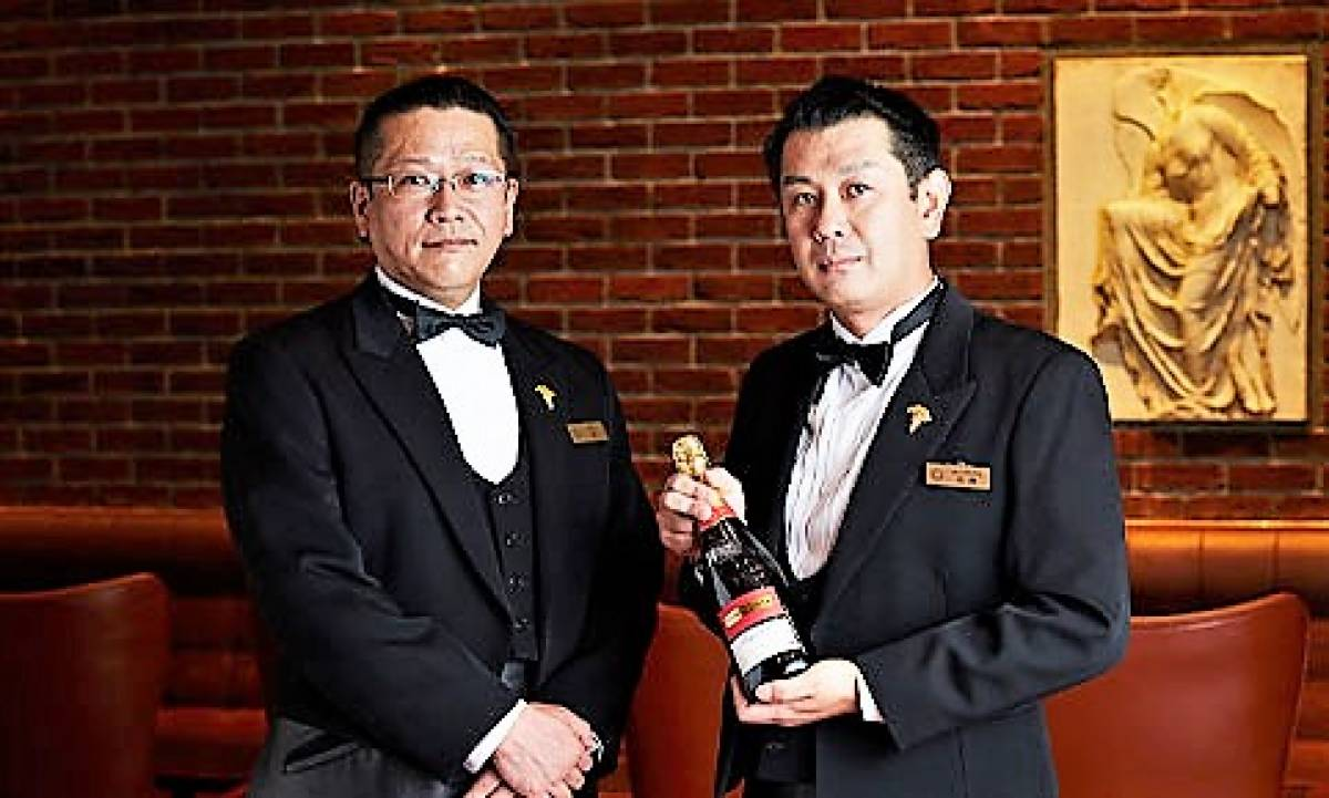 Keio Plaza Hotel Tokyo Sommeliers Create Original Champagne to Commemorate Its 50th Anniversary