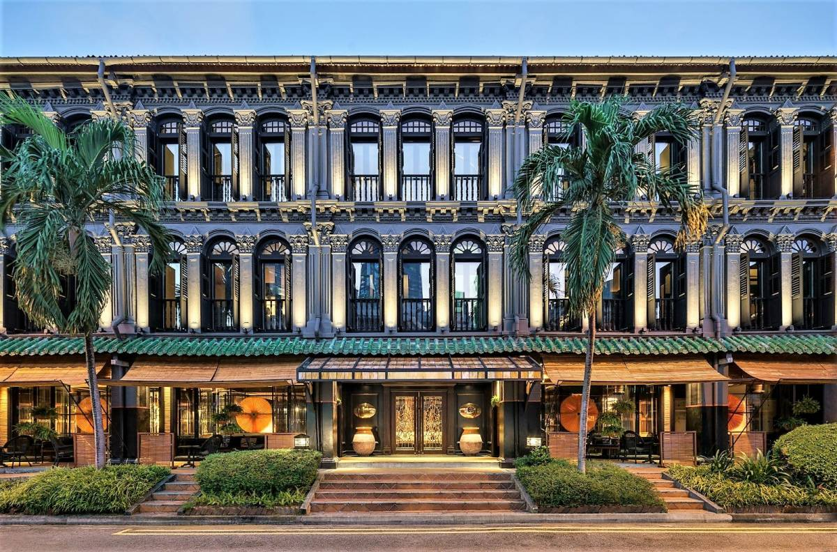 Autograph Collection Hotels Debuts in Singapore with the Opening of Duxton Reserve Singapore