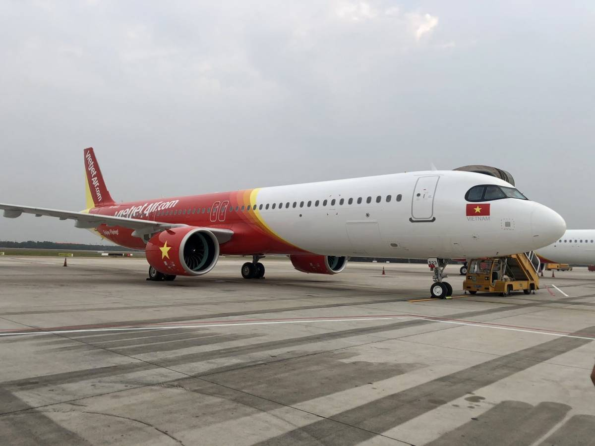 Vietjet Receives Two New Aircraft to Kick off 2021