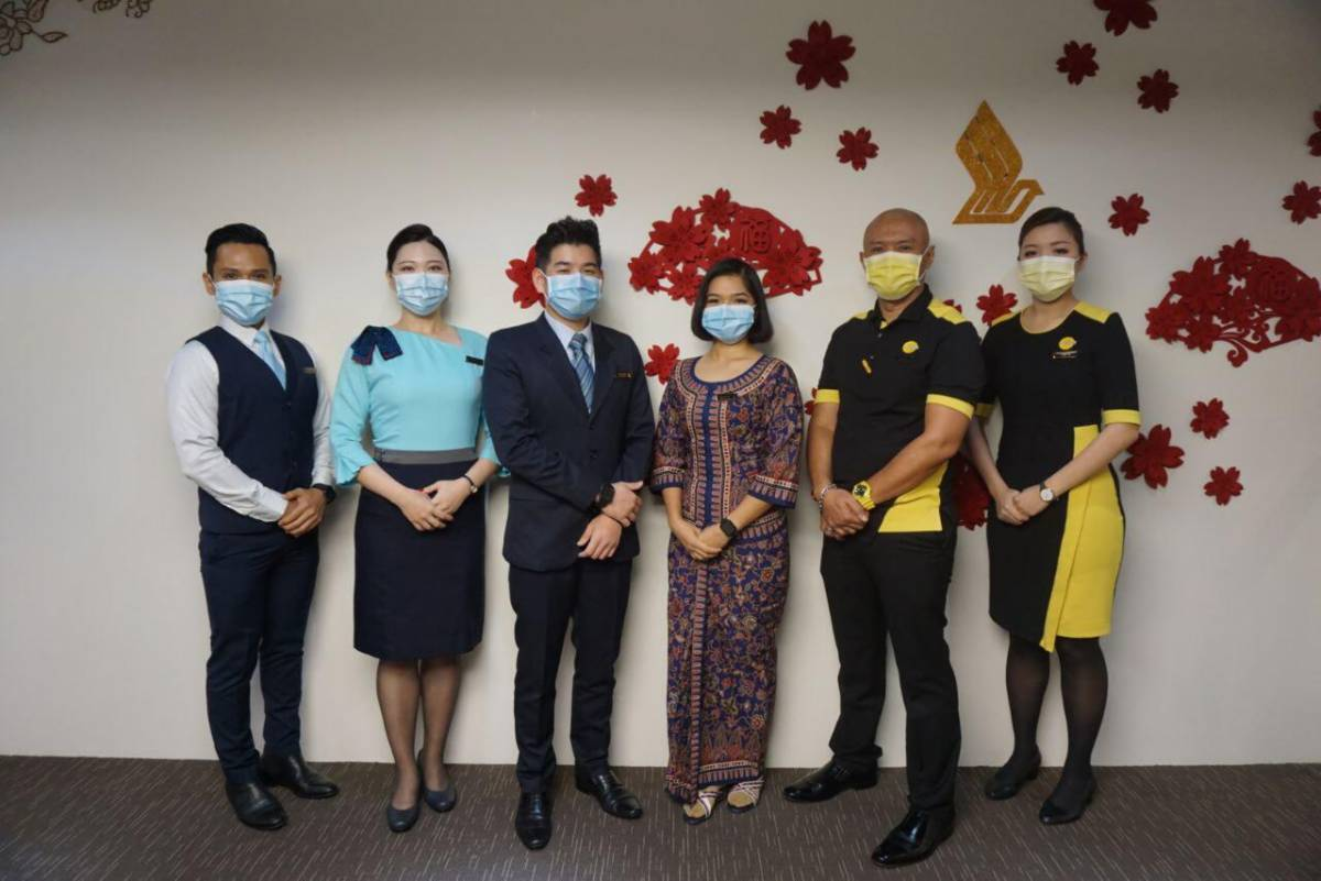 Singapore Airlines, Scoot and Silkair Operate First Flights With Full Set of Vaccinated Pilots and Cabin Crew