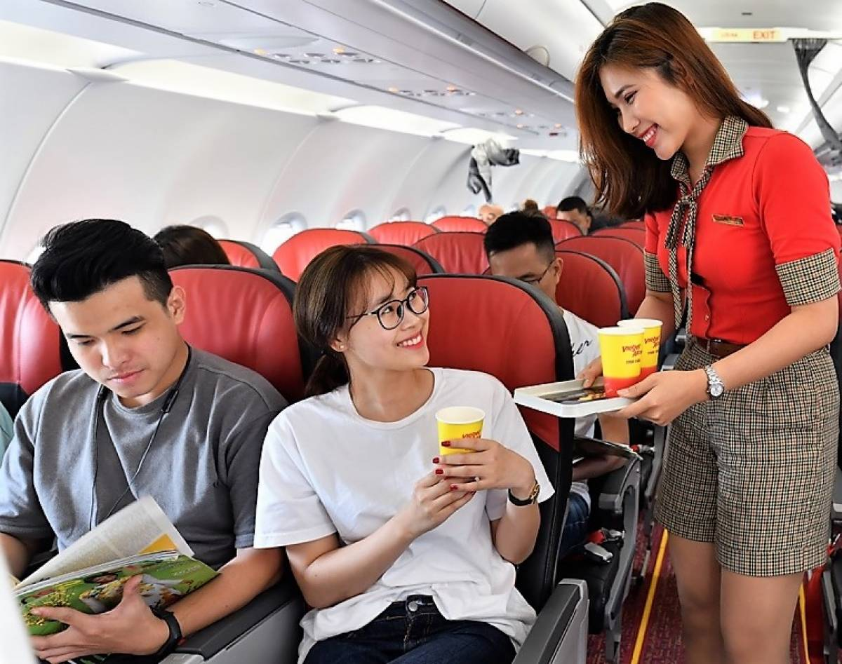 Vietjet Offers Free Checked Baggage of up to 20kg
