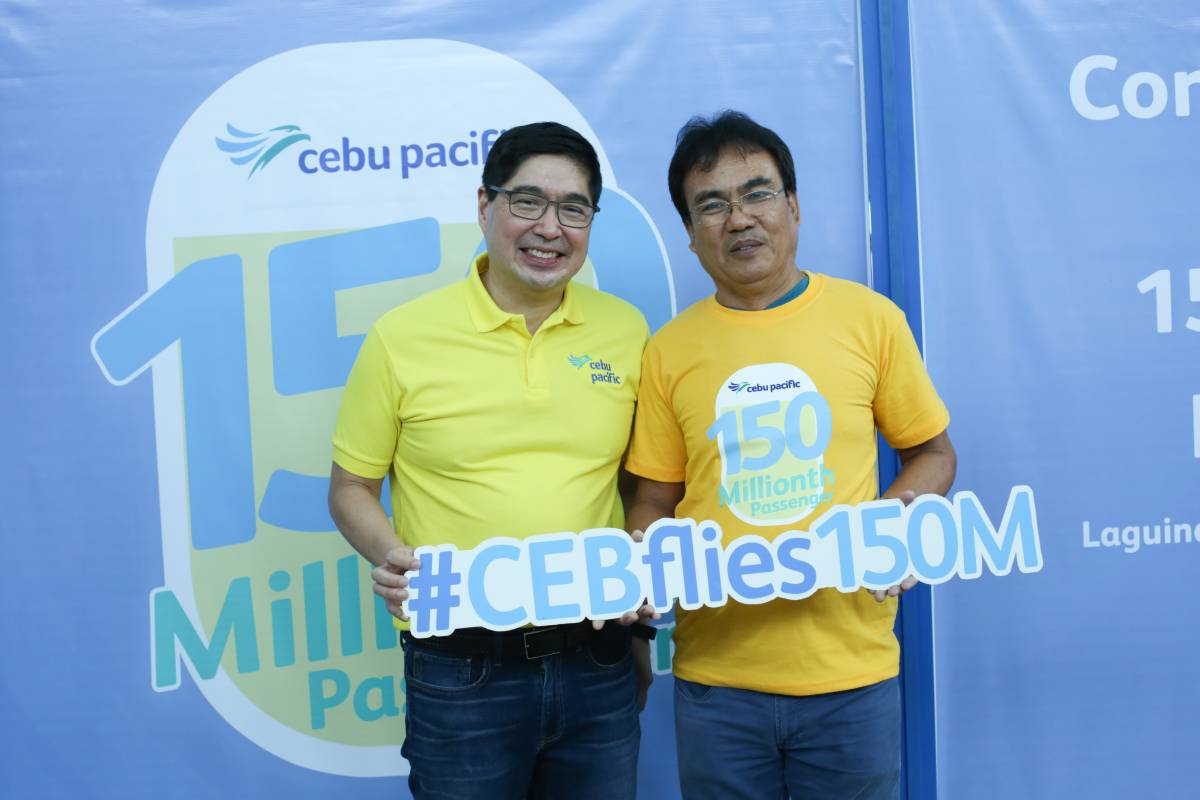 Cebu Pacific Marks 25 Years of Making Moments Happen