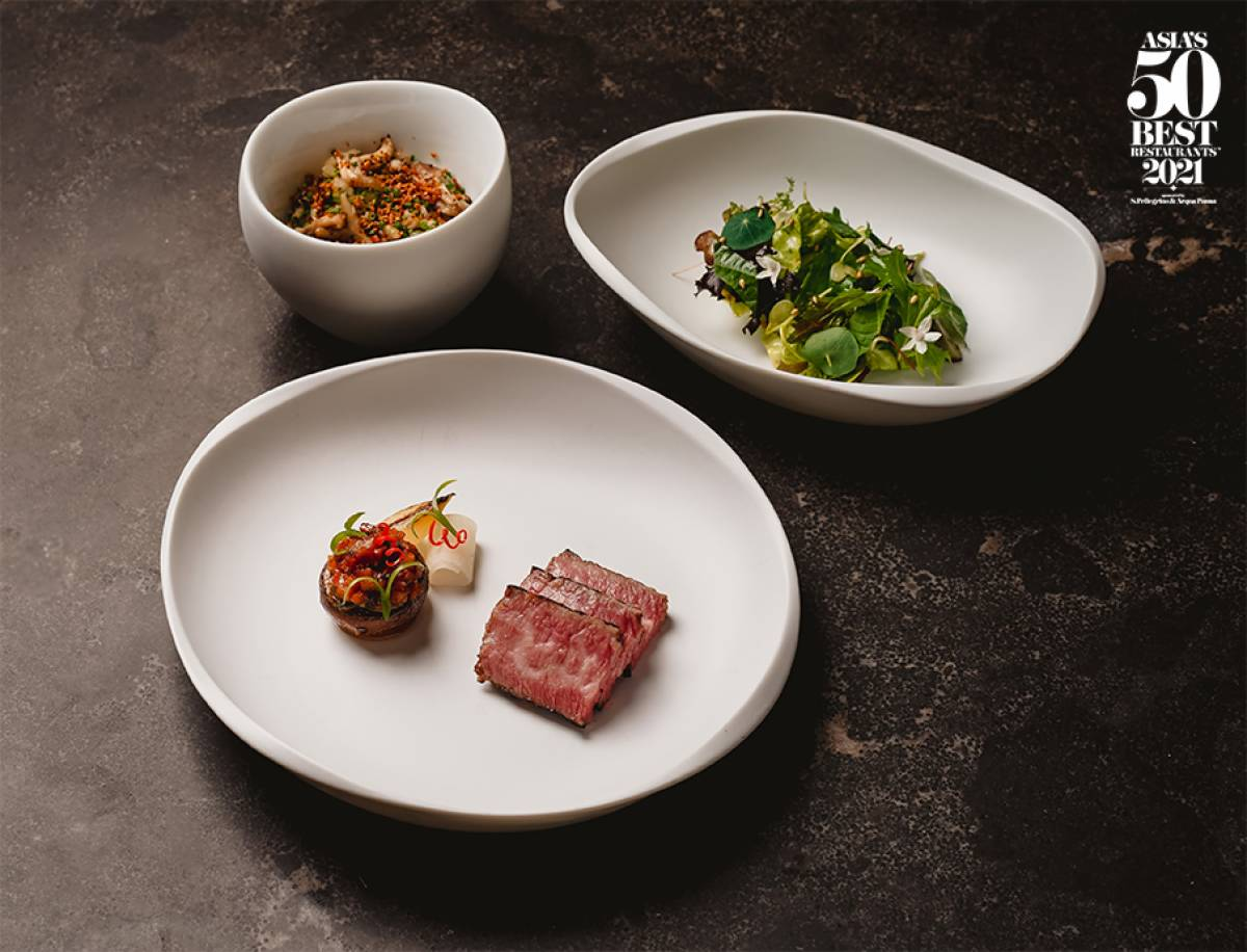 ASIA'S 50 BEST RESTAURANTS HONOURS META IN SINGAPORE WITH COVETED AMERICAN EXPRESS ONE TO WATCH AWARD