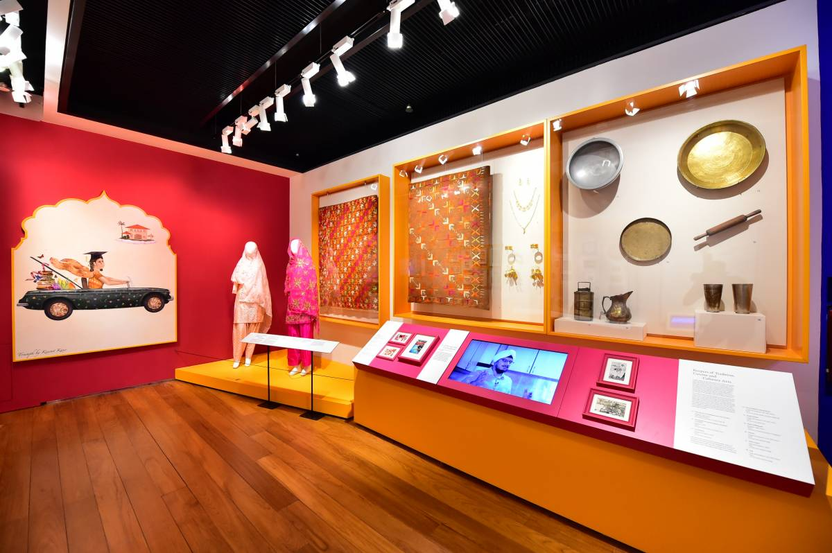 Embark on a Journey to Discover the Singaporean Sikh Identity at the Indian Heritage Centre