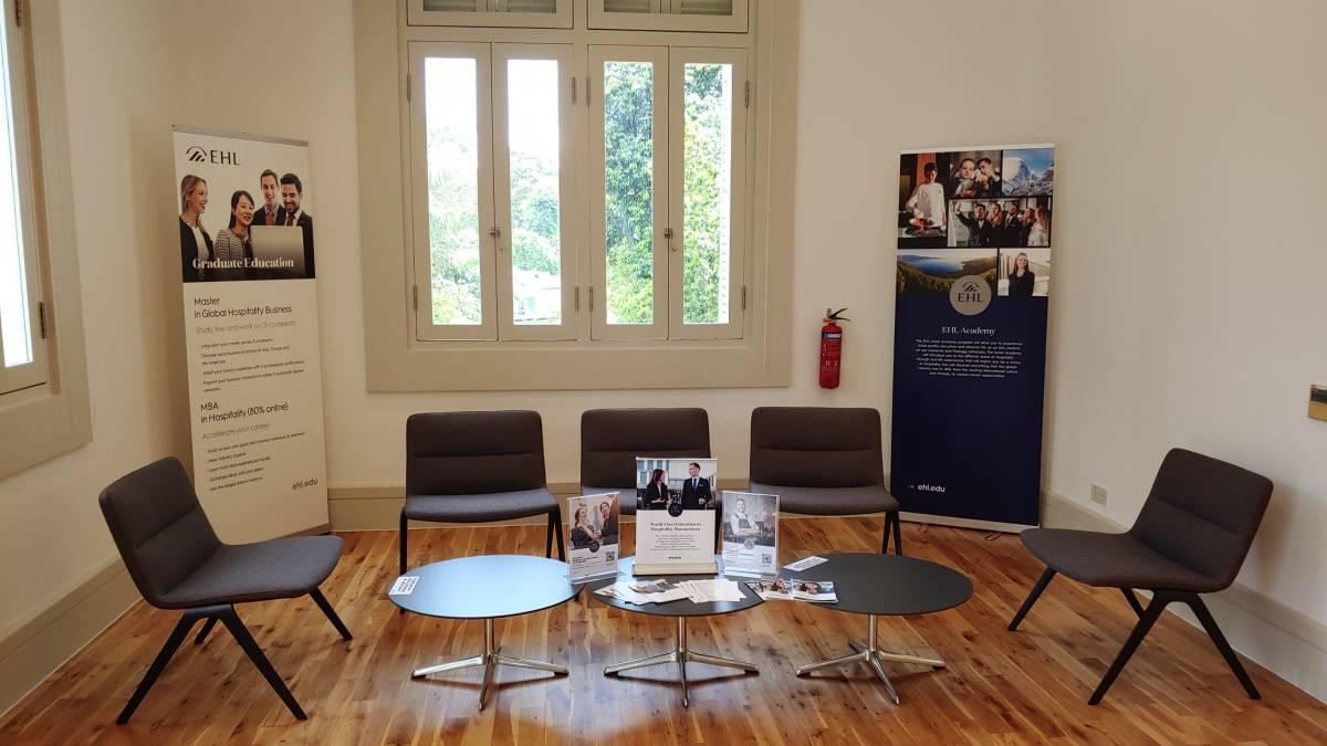 Ecole hôtelière de Lausanne Opens Singapore Campus