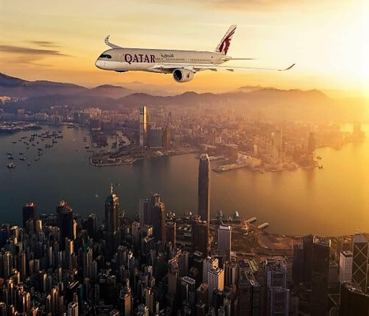 Qatar Airways Launches Ferry Transfer Service from Shenzhen Shekou to Hong Kong International Airport