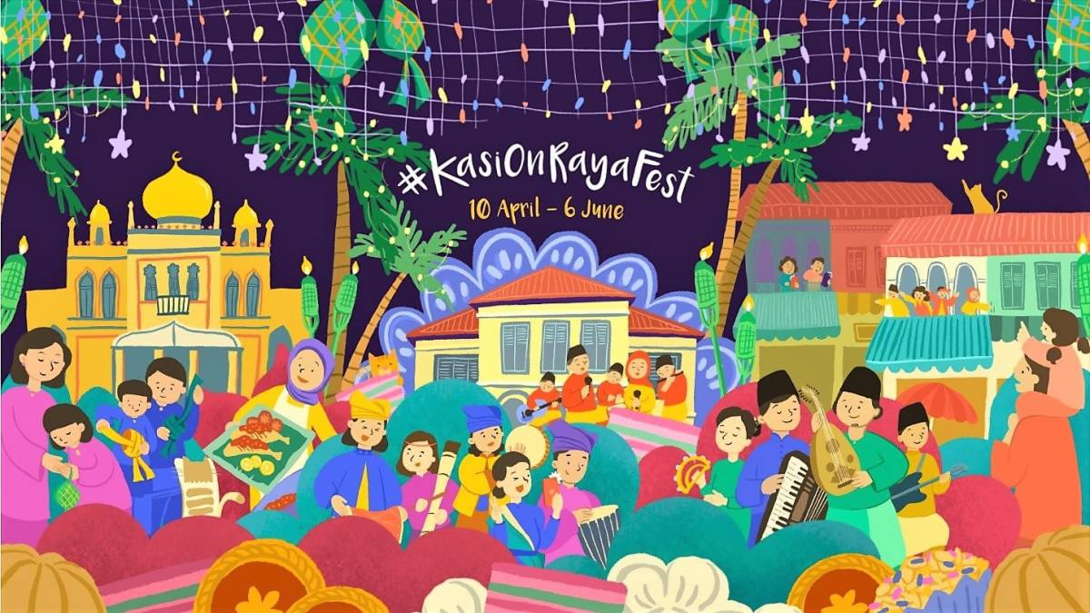 KasiOnRayaFest Highlights and Celebrates Ramadan and Syawal