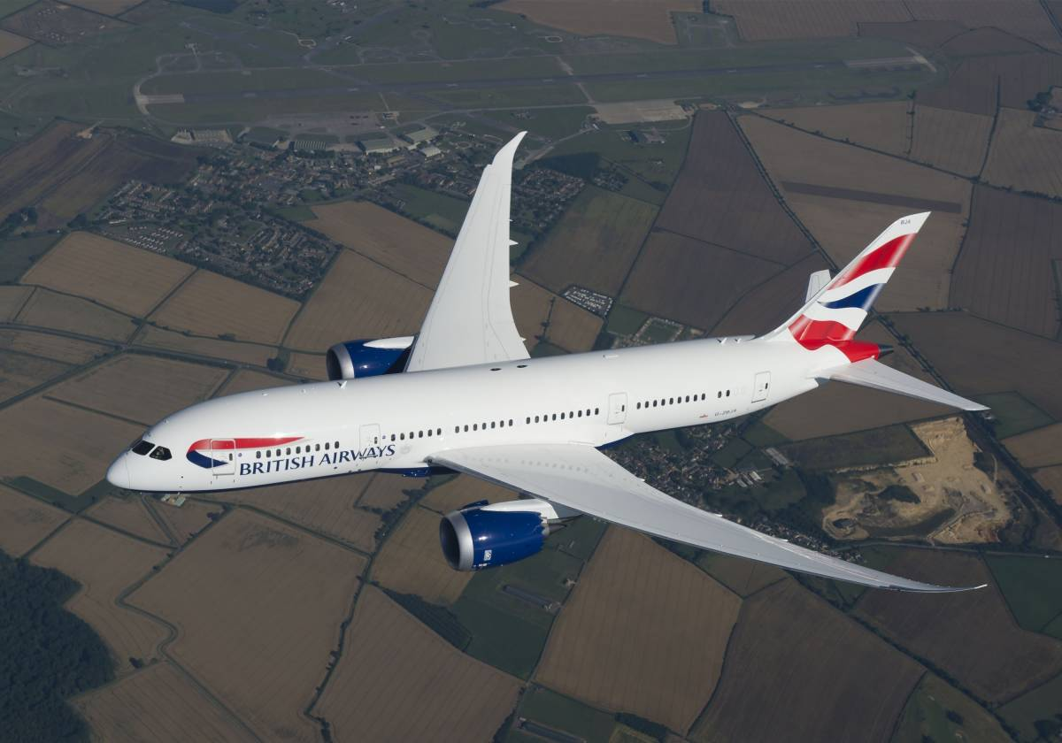 British Airways Bringing Families and Friends from the UK and Singapore Together