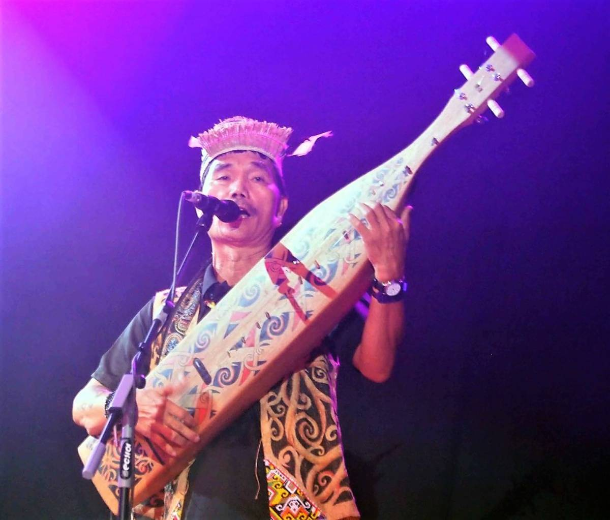Sarawakian Groups will Perform Live at Rainforest World Music Festival June 18-20, 2021