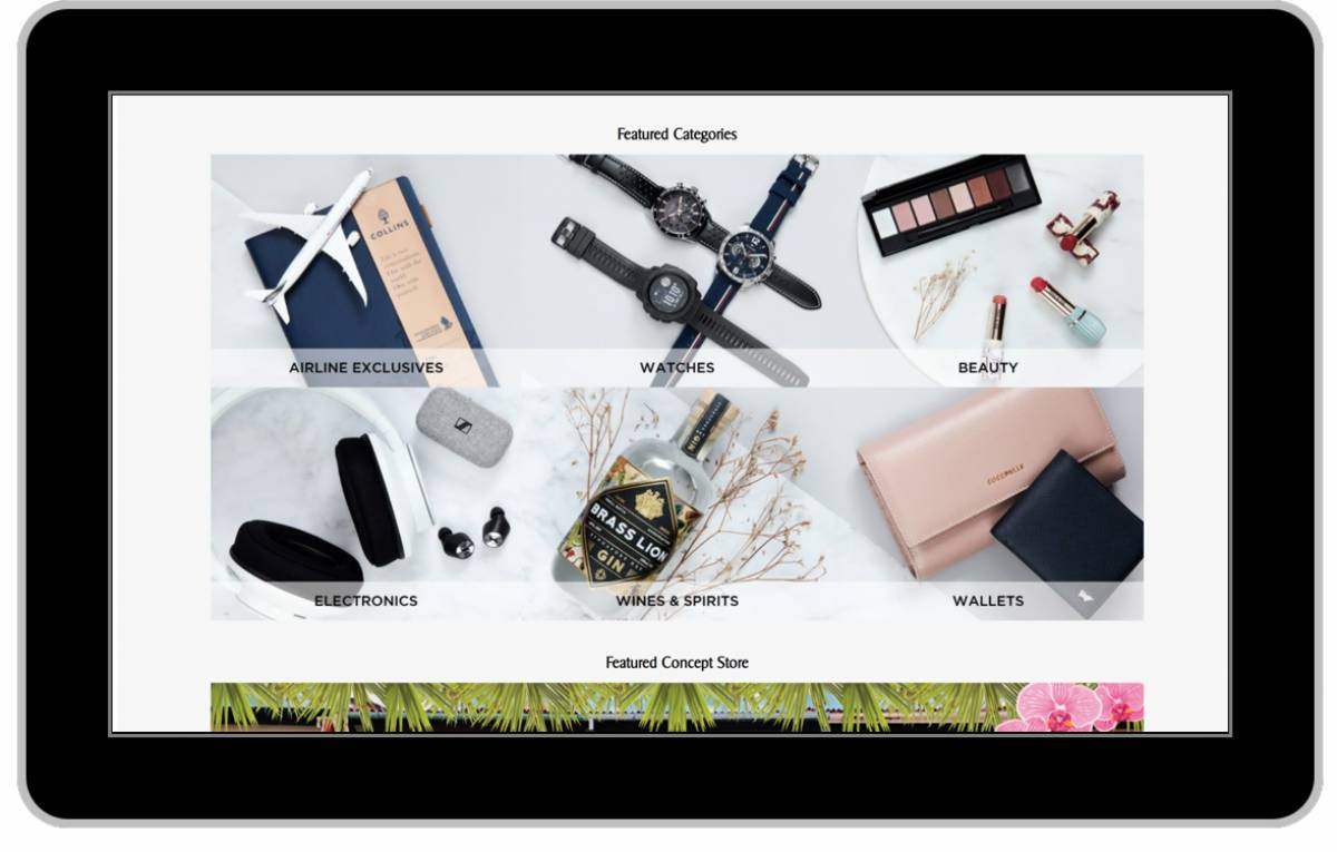 Singapore Airlines and Krisshop to Launch World's First In-Flight E-Shopping Experience