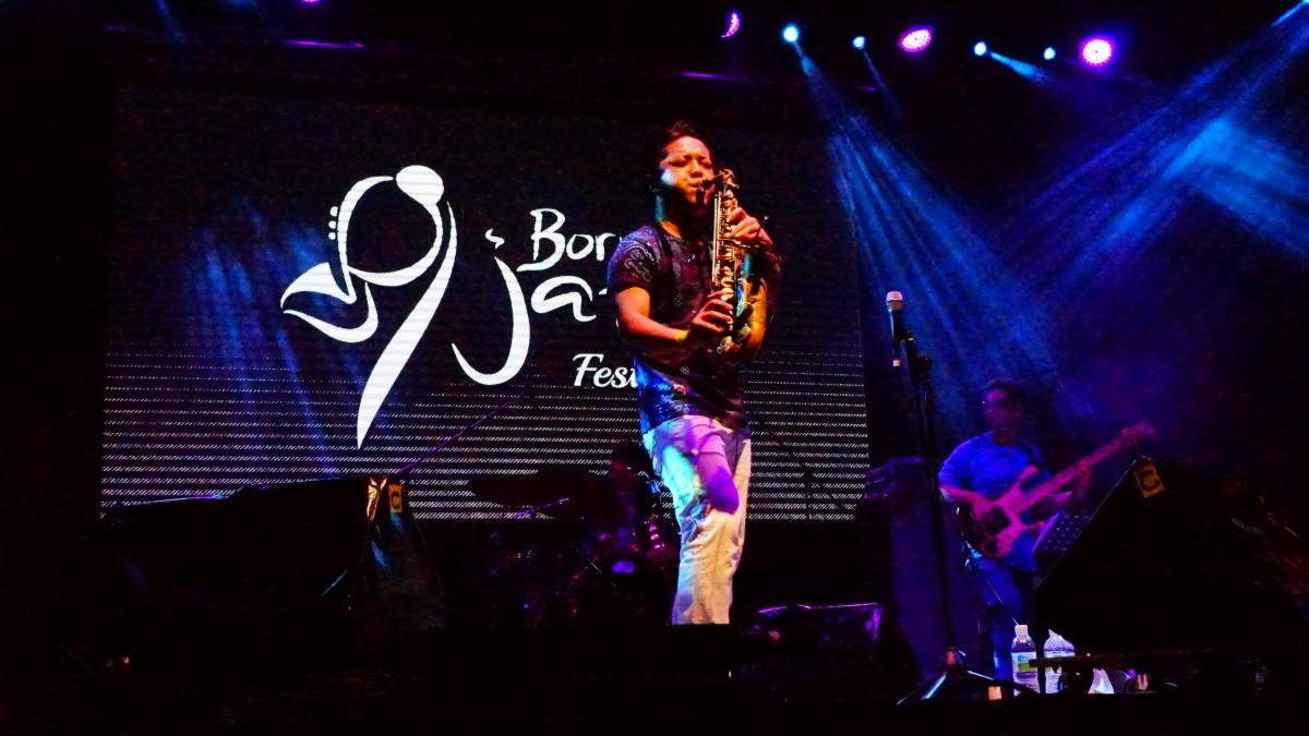16TH EDITION OF BORNEO JAZZ FESTIVAL RECORDS NEW HIGHS
