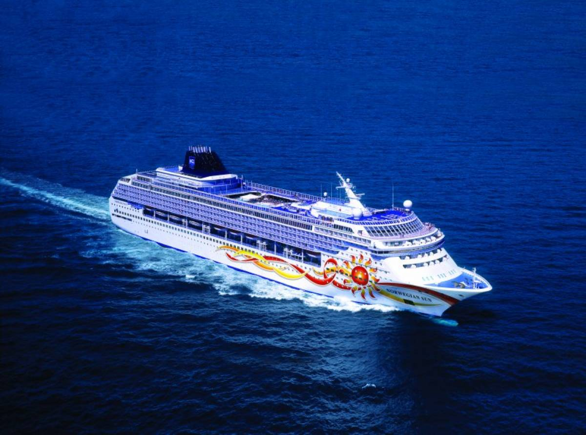 Norwegian Cruise Line sets sail again in Hong Kong from 2022