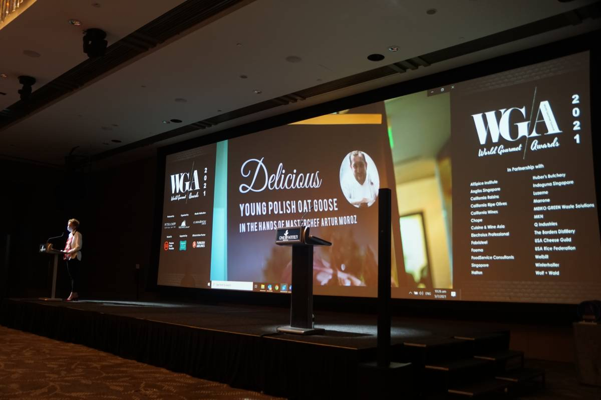 World Gourmet Awards 2021 Celebrates Culinary Leaders Despite the Pandemic