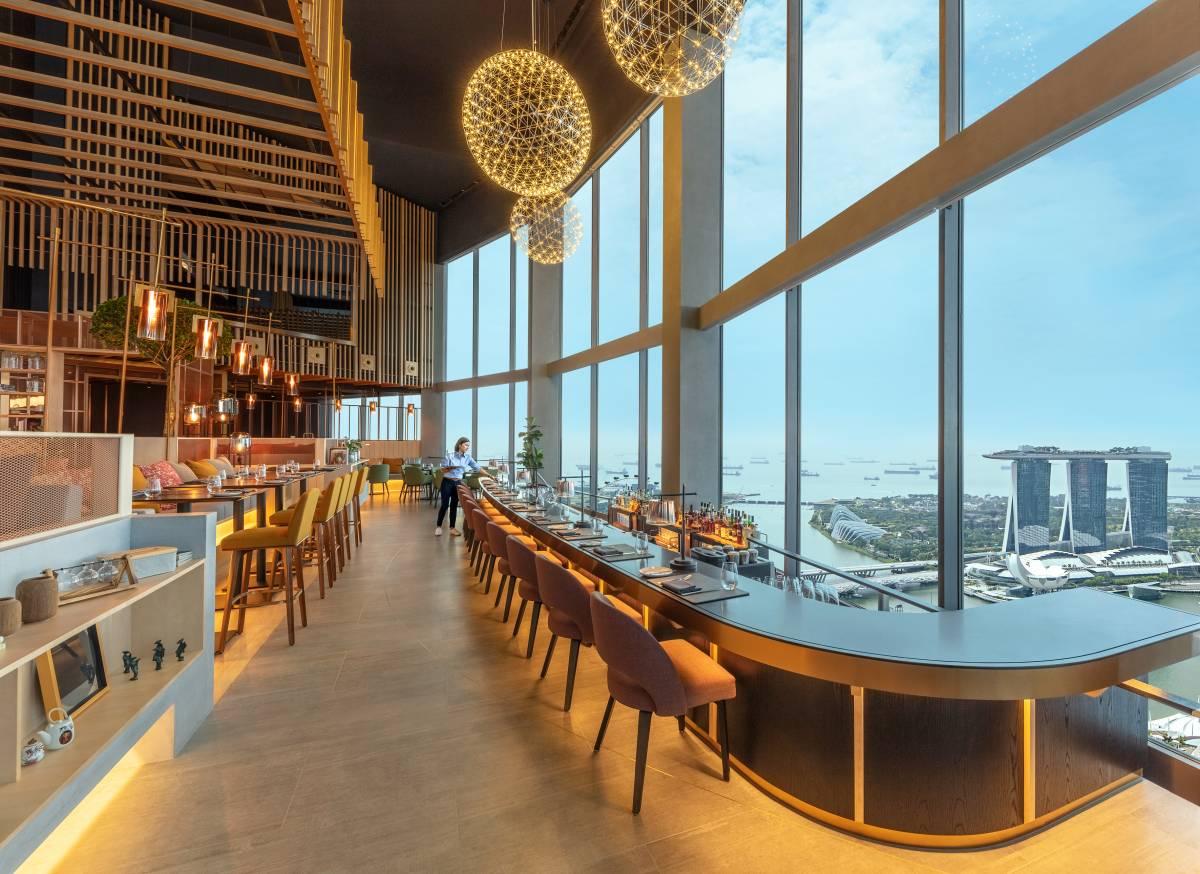 Buddy Up for Fairmont Singapore's 'Mancation' Fairmont Singapore