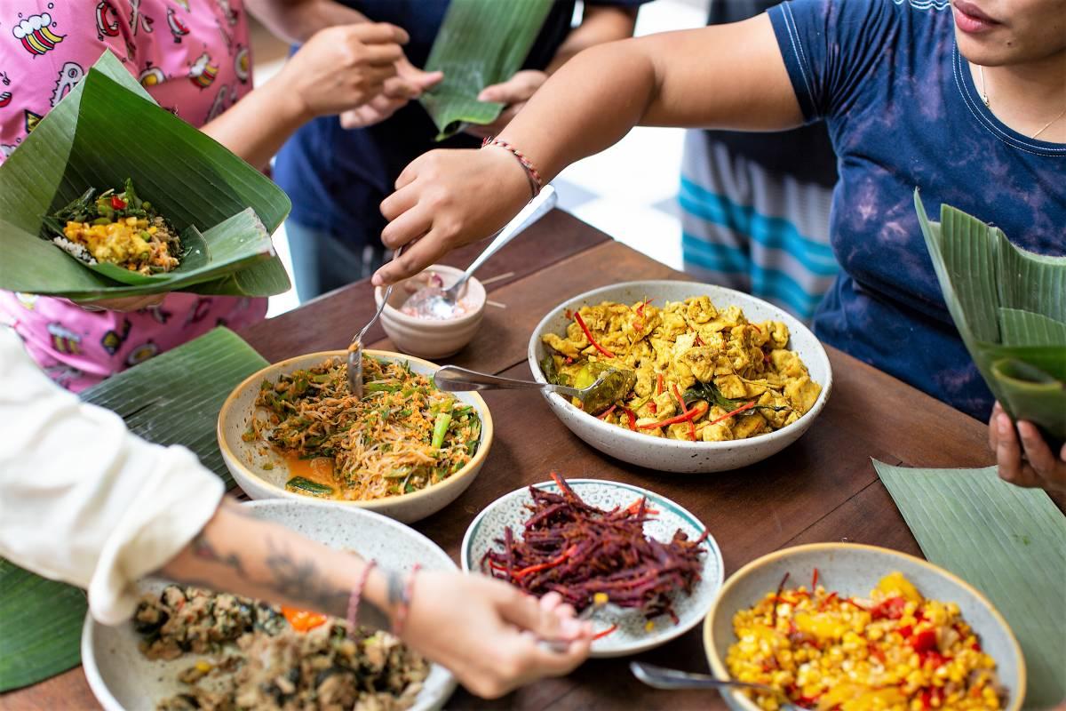Desa Potato Head's Community Food Project, One Year On