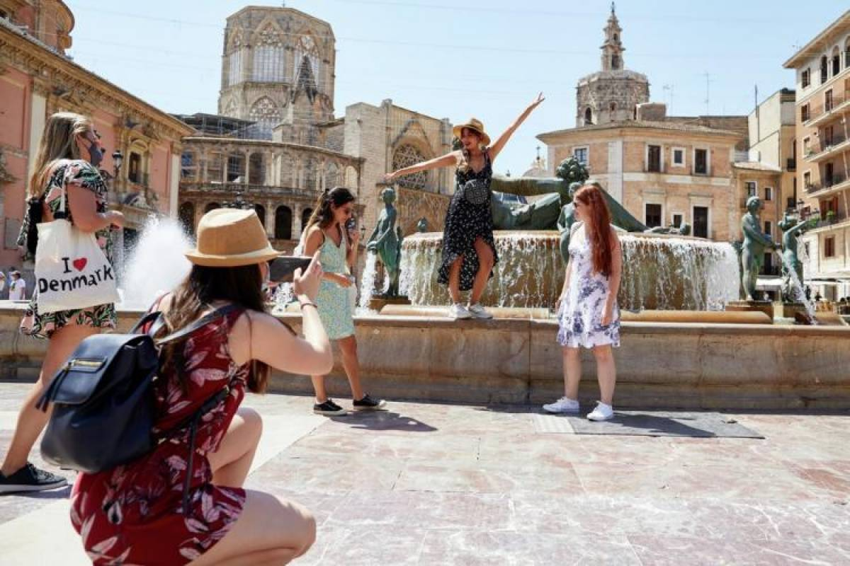 Valencia becomes First City in World to Measure Water Footprint of Tourist Activity